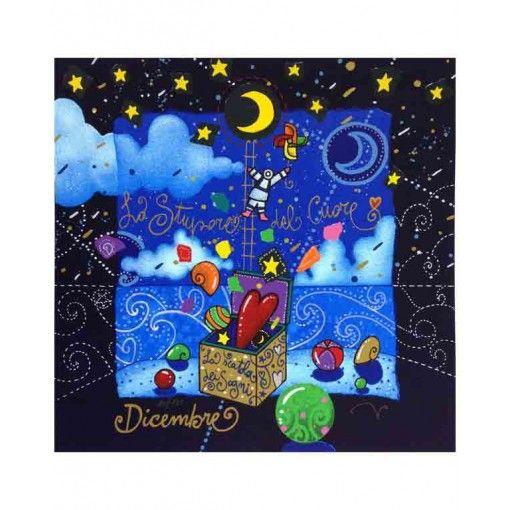 Un mare di sogni leggeri - Dicembre #andreaagostini