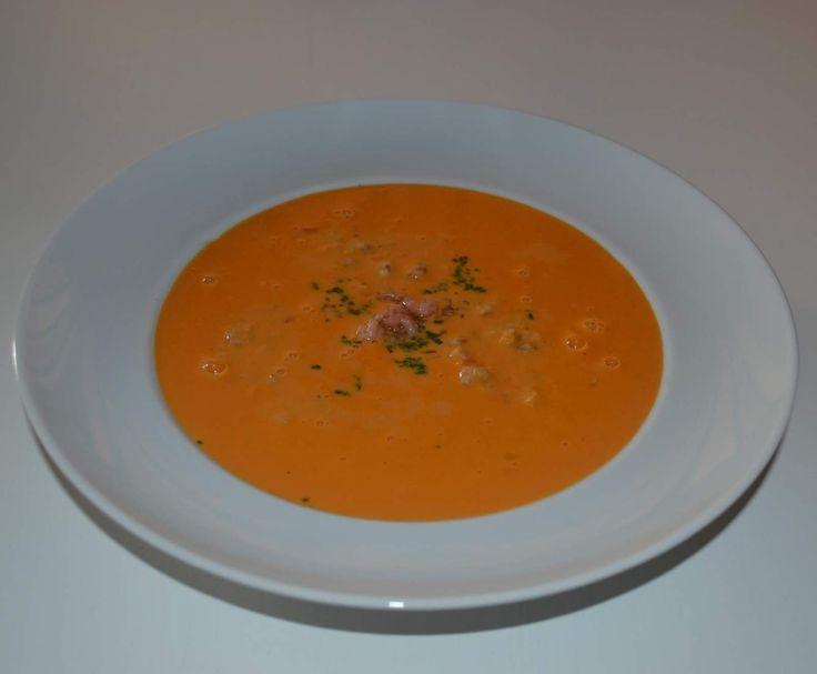 Rezept Büsumer Krabbensuppe von Syltstyle - Rezept der Kategorie Suppen