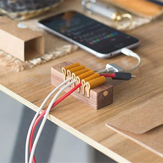 Best 25 cable storage ideas on pinterest charger Diy cable organizer