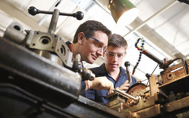 South Devon UTC will work with students and partners to tackle the real problem of skills shortages and help guide a new generation of engineers and scientists with an innovative curriculum and work experience programme! http://www.telegraph.co.uk/finance/comment/11204563/UKs-engineering-shortage-must-and-can-be-fixed.html