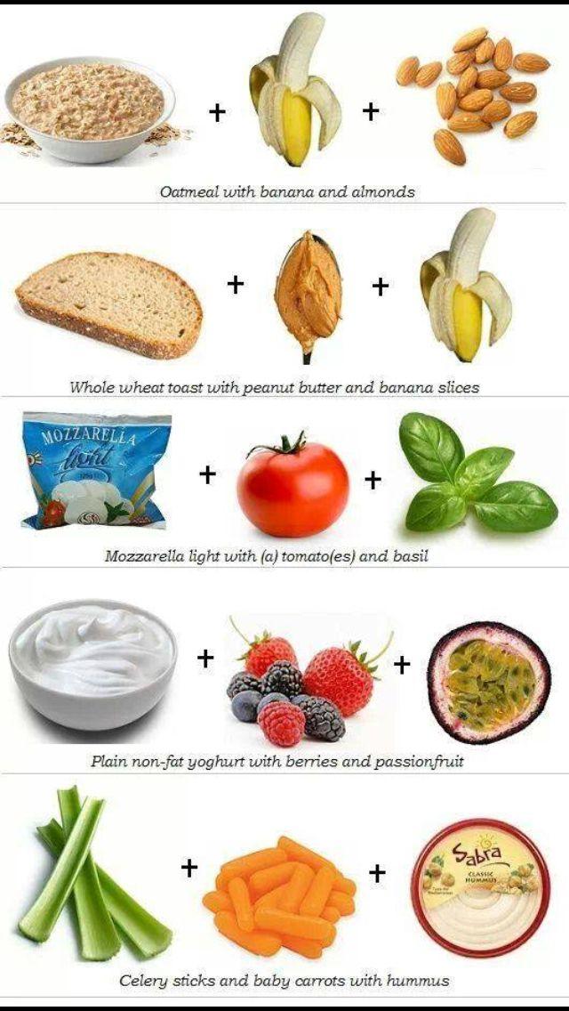 High protein snack ideas