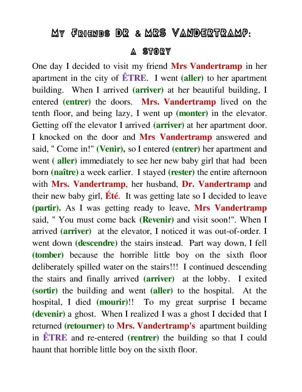 113 best images about L French VERBS on Pinterest | School ...