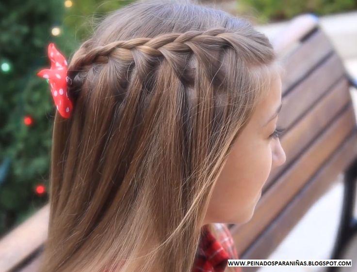 TRENZAS PARA NIÑAS: peinados para niñas, trenzas para niñas, peinados con trenzas, procedimiento de peinados para niñas, paso a paso de peinados, videos de peinados de niñas y más sobre peinados para niñas aquí...