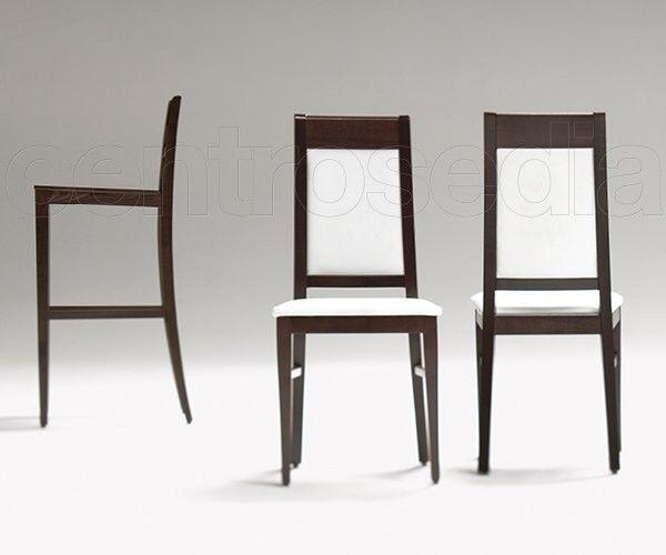 Mac sedia legno imbottito · macmodernpoppy