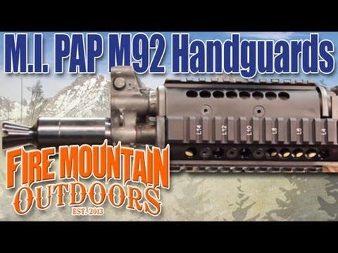 Midwest Industries Zastava M92 Handguard Installation, Tutorial and Review - http://fotar15.com/midwest-industries-zastava-m92-handguard-installation-tutorial-and-review/