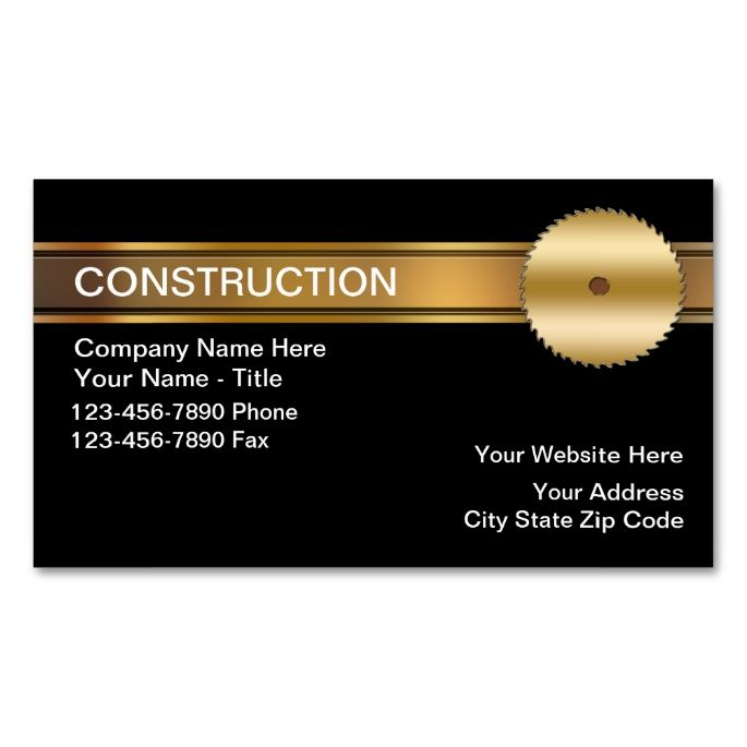 2191 best construction business cards images on pinterest construction business cards this is a fully customizable business card and available on several paper reheart Image collections