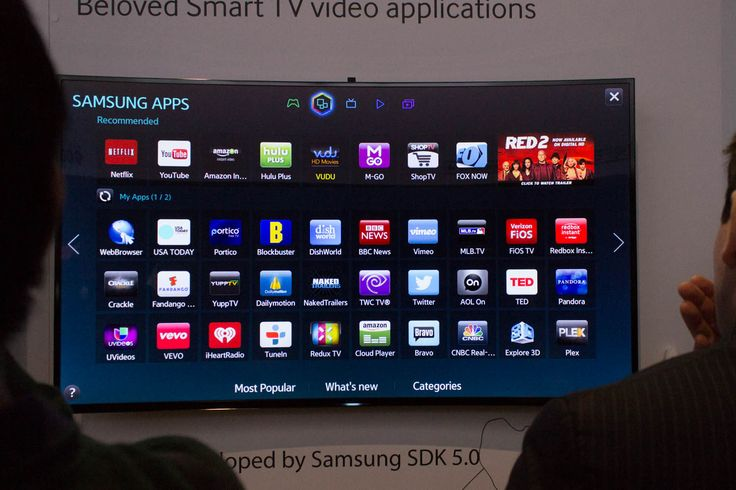 Many companies showed curved TVs at CES. Gimmick or valid innovation?