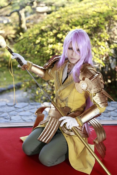 Sonosuke(Sonosuke) Hachisuka Kotetsu Cosplay Photo - Cure WorldCosplay