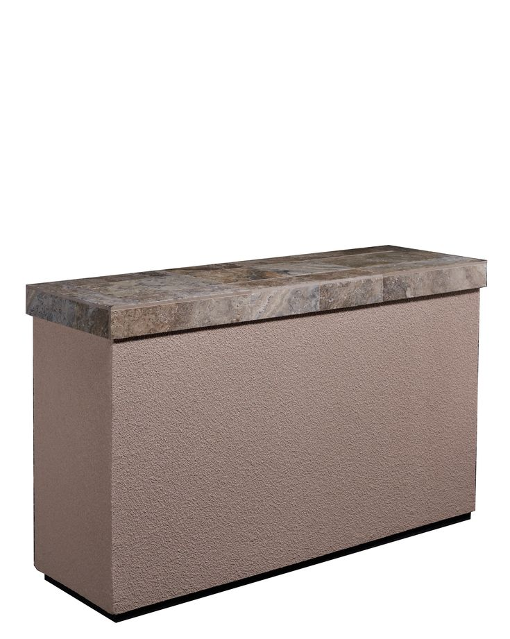 Stucco Outdoor TV Lift Cabinet Has A Hidden TV Inside And Is Called An  Island You Can Use As Buffet For Act 2. You Could You This In Places Like  Boston As ...
