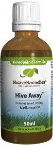 Hive Away™ - Natural Remedy to Relieve Poison Ivy Symptoms