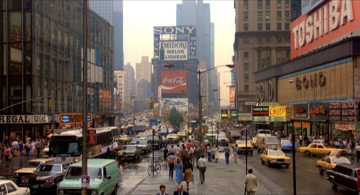 Times Square (1983) Times Square, (New York City
