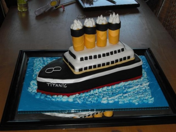 17 Best Images About Titanic Birthday Party On Pinterest