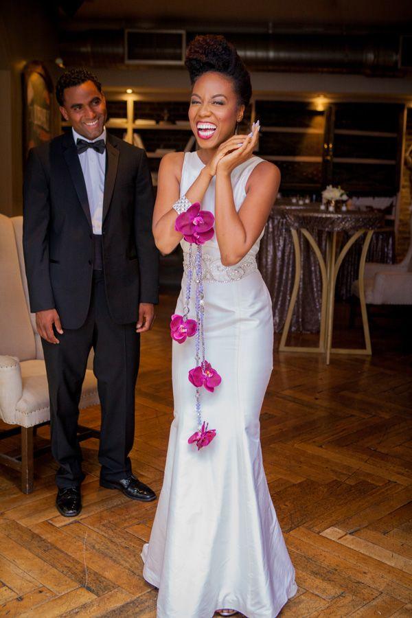 ♥Beautiful Bride: Hollywood Glam Editorial at the Redbury Hotel