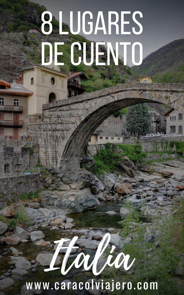8 pueblos con encanto en los Alpes italianos | Caracol Viajero