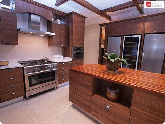 If a Contemporary kitchen is more your style, would this be your choice if you won the competition?