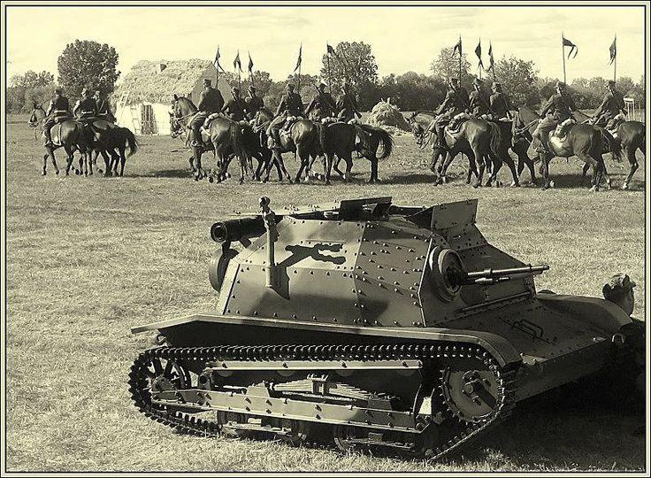 Polish Tankette ww2, pin by Paolo Marzioli