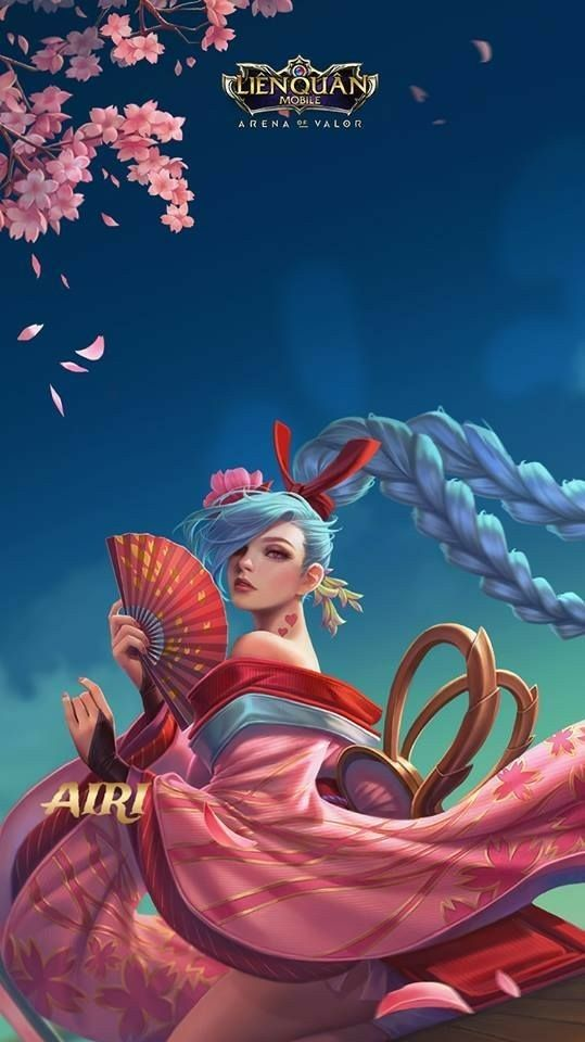 Airi Aov Wallpaper Hd
