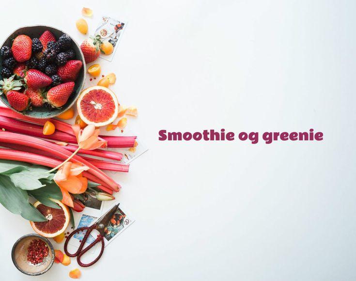 Blåbær smoothie  Smoothie kan være et sundt måltid, når du undlader juice lavet på frugtkoncentrat, og samtidig tilsætter grøntsager, protein og sunde fedtstoffer. Har du brug for at smoothien skal udgøre et egentligt måltid, kan det være en god idé at