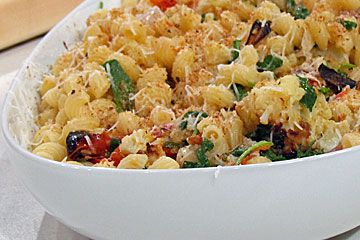 Cavatappi With Roasted Cauliflower and Tomatoes    by Buddy Valastro