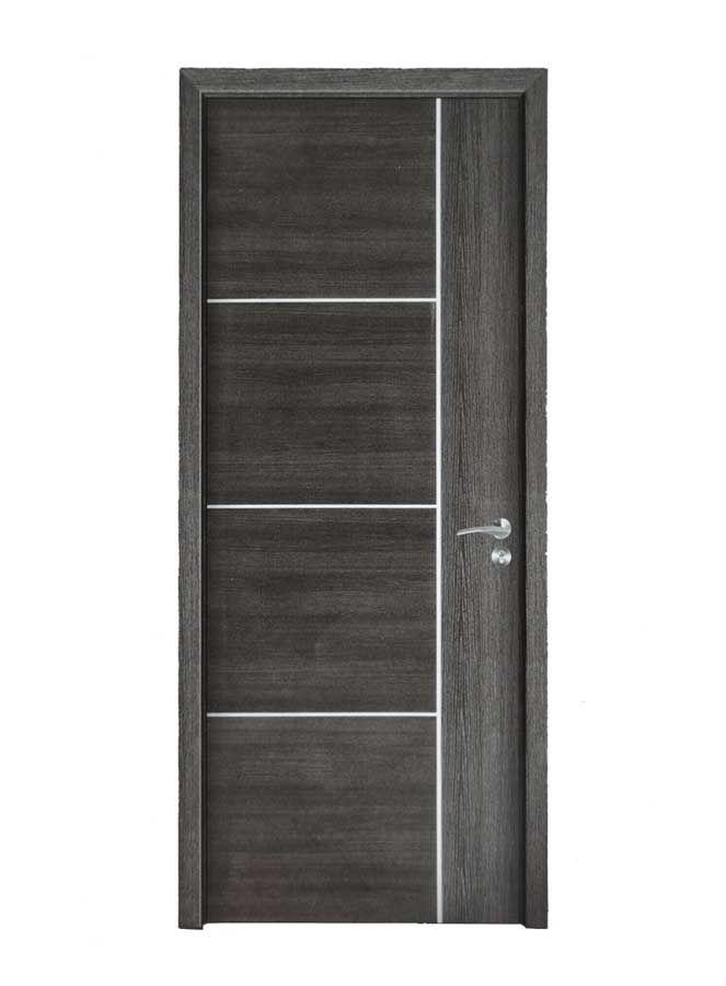 Porta Lira B em MDF com revestimento em PVC. Altura de 210cm largura disponíveis de 70cm ou 80cm. Isolamento térmico e acústico. Acompanha fechadura, maçanetas, dobradiças, marco com 9/10cm ou ajustável de 14 à 18cm, guarnição e batentes de borracha. Cores disponíveis: branca, wenge texturizado, carvalho e marron madeira - OnLine Atelier - Loja Virtual - (54) 9165-9726 - onlineatelier@hotmail.com -
