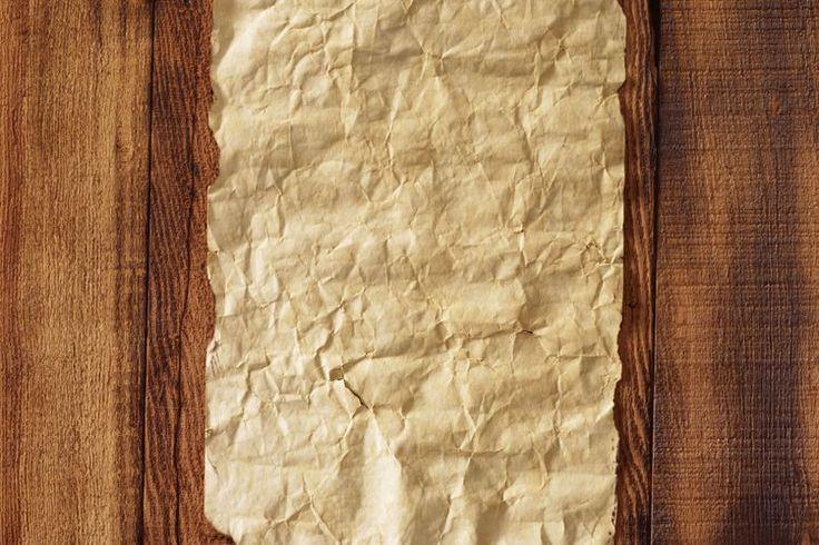 ¿Qué es el papel pergamino? | Muy Fitness