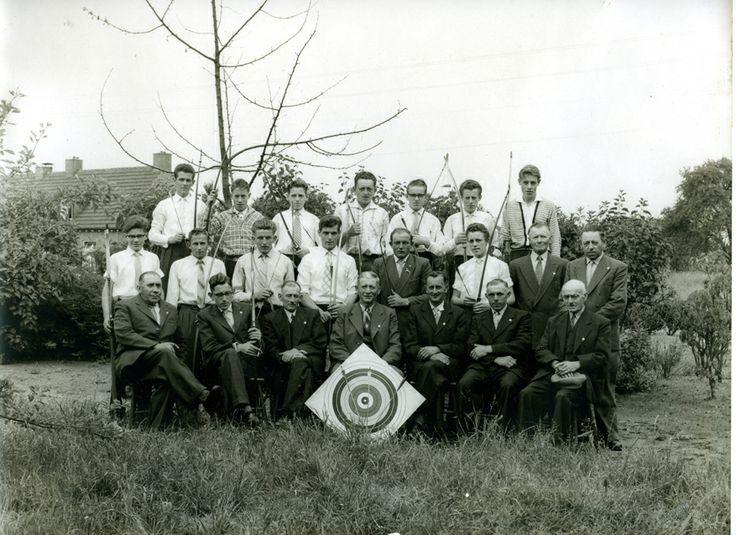 Ommel, handboogvereniging Den Doel, 1959
