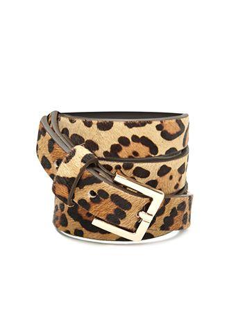 Leopard Belt | FOREVER21