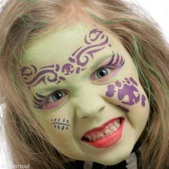 1000 idées sur le thème Maquillage Facile De Zombie sur Pinterest