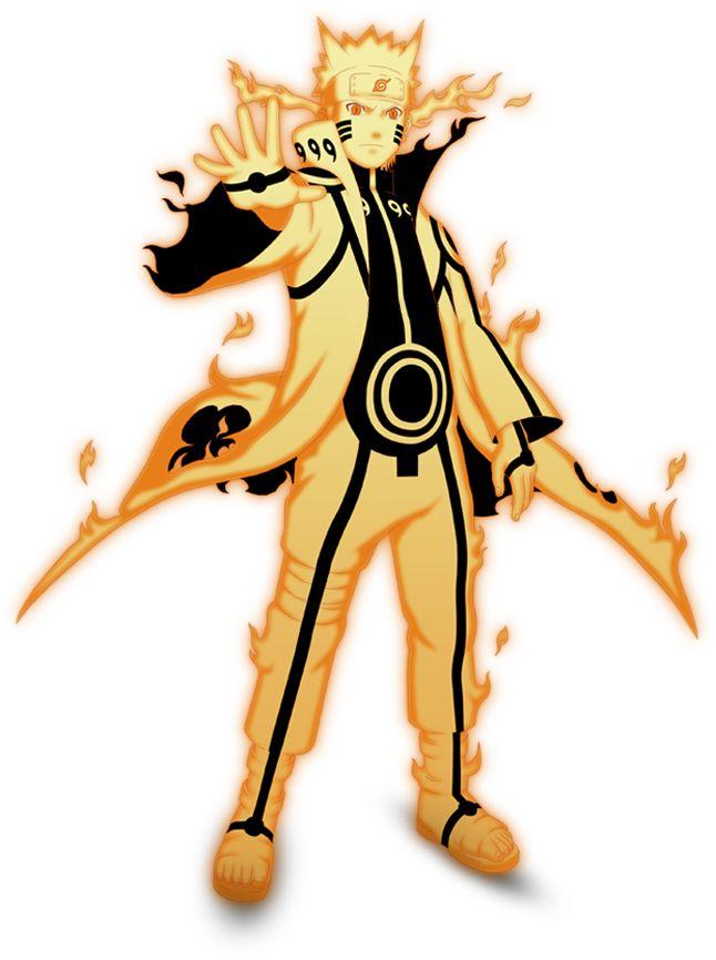 Naruto Uzumaki (うずまきナルト) é um shinobi de Konoha, a reencarnação atual de Asura e o protagonista homônimo do anime Naruto. Ele se tornou o j...