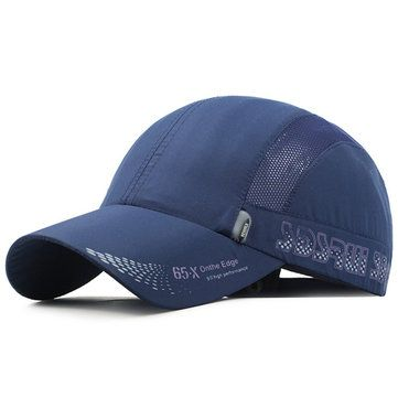 mens designer baseball hats sports caps sale women quick dry thin breathable flat adjustable outdoor visors shop men