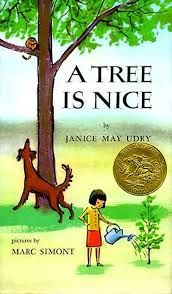 A tree is nice by Janice My Udry.
