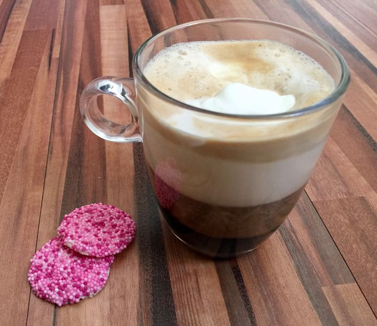 Espresso met mascarponeroom