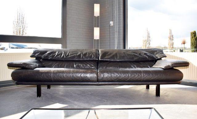 Online veilinghuis Catawiki: Paolo Piva voor B&B Italia - Alanda 3,5- zits design sofa