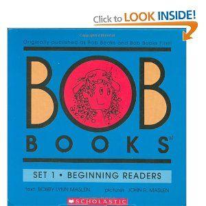 Bob Books Set 1- Beginning Readers: Box Set: Amazon.ca: Bobby Lynn Maslen, John R Maslen: Books 14