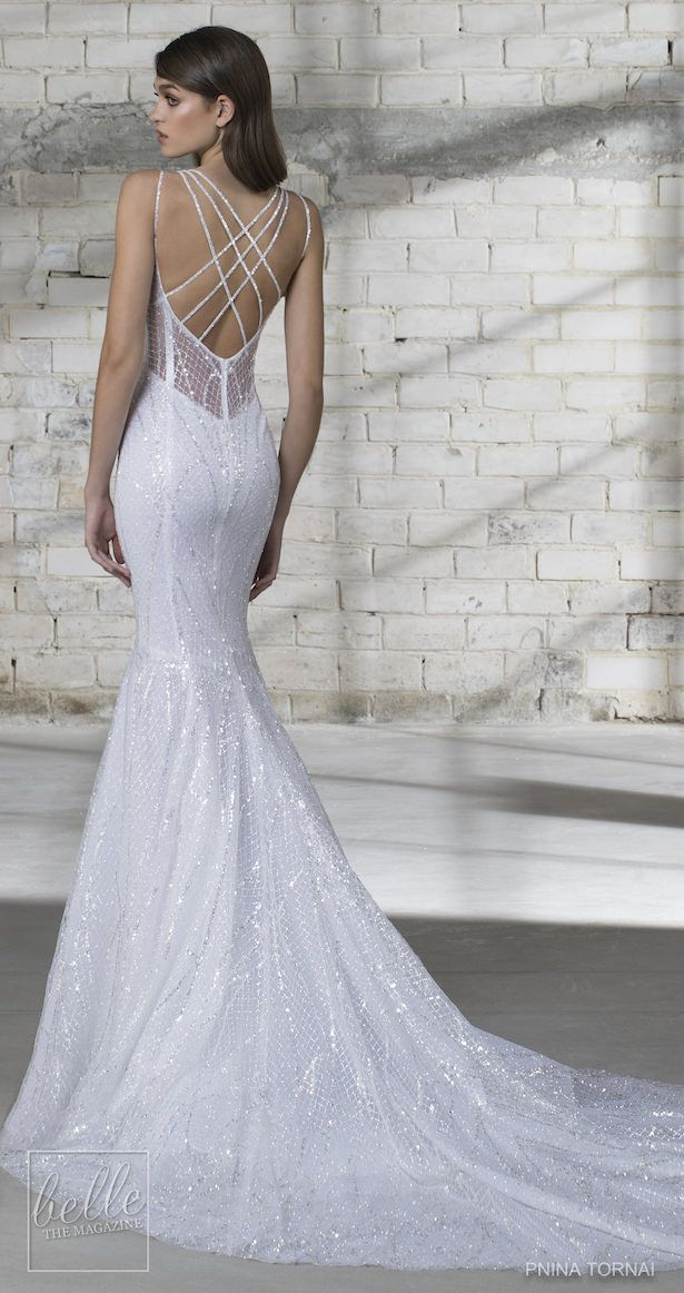 Love By Pnina Tornai For Kleinfeld Marriage Ceremony Gown
