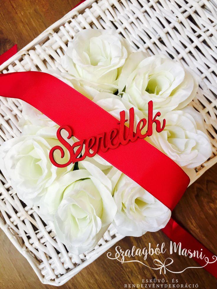 Kedves Menyasszonyok! Ebben a rossz időben is biztosan feldob benneteket saját esküvőtök szervezése. Ha elakadtatok a dekoráció tervezésénél, keressetek bátran! Kérjetek konzultációs időpontot (nap…