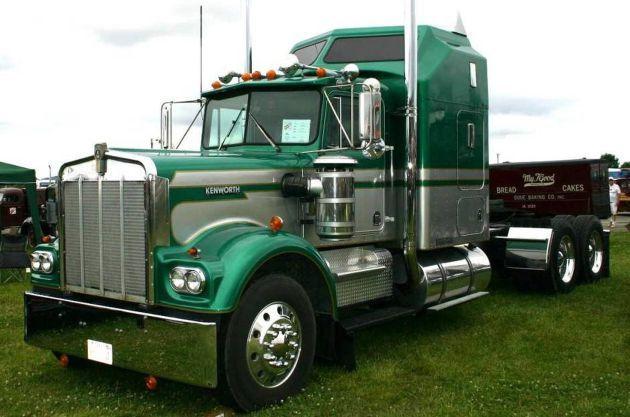 Kenworth Trucks Costum Ideas 66