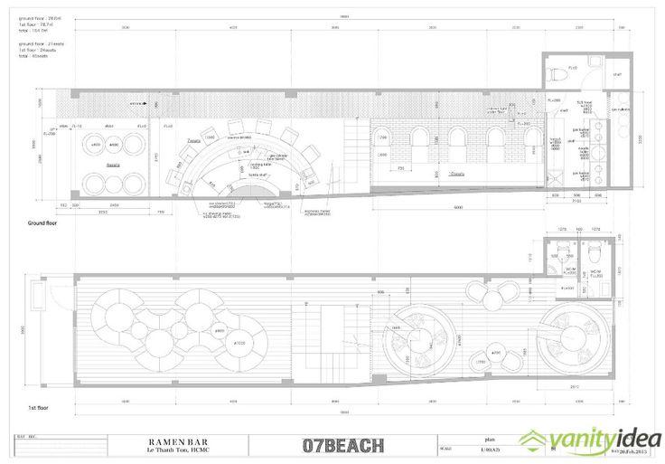 restaurant sketch