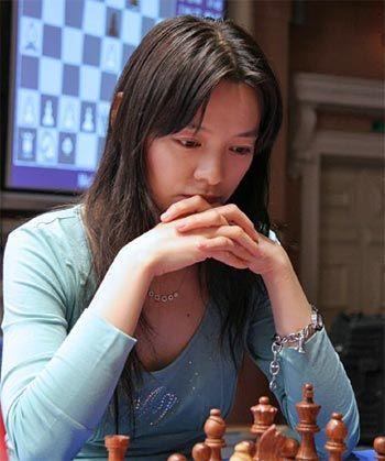 Zhu Chen is a qatari chess Grandmaster. In 2001, she became China's second women's world chess champion.