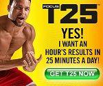 Focus T25 Workout: Attaining Amazing Health Benefits!