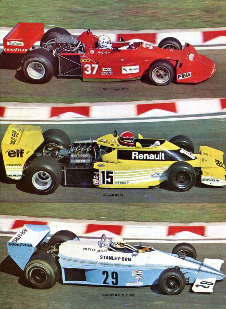Les 117 meilleures images du tableau f1 vintage sur for Garage formule m