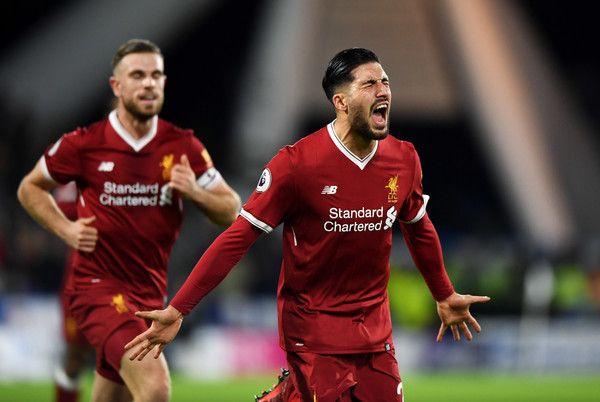 Jordan Henderson Photos Photos Huddersfield Town V Liverpool Premier League Liverpool Premier League Liverpool Transfer News Transfer News