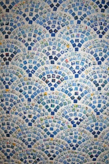 139 best Blue and White Quilts images on Pinterest | Crochet quilt ... : blue and white quilts - Adamdwight.com
