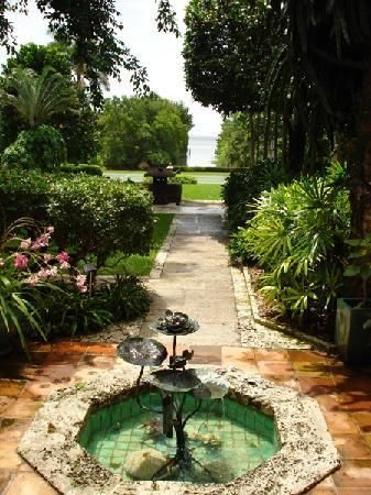 The Kampong in Coconut Grove, enter the gates of this hidden oasis tucked in metropolitan Miami.