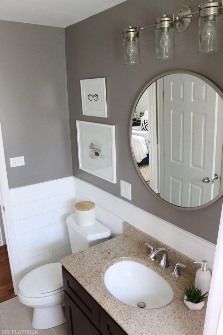 25 best ideas about shiplap bathroom on pinterest On bathroom ideas using shiplap