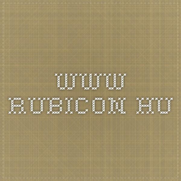 www.rubicon.hu