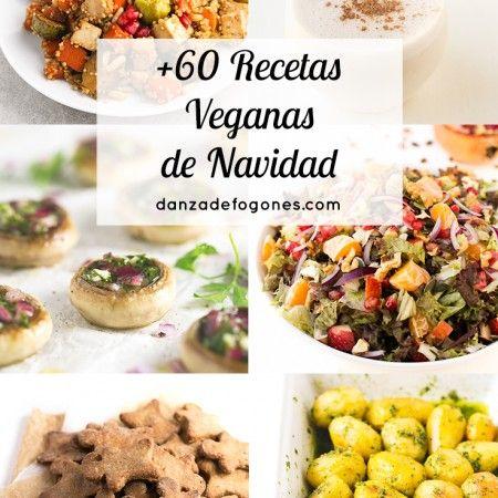+60 Recetas Veganas de Navidad