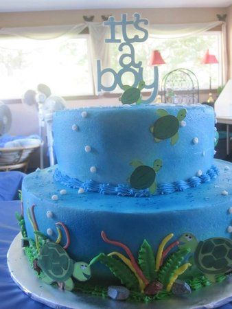 17 Best ideas about Turtle Baby Showers on Pinterest ...