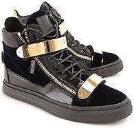 Zapatos para Hombres Giuseppe Zanotti Design, Modelo: ru4005-001