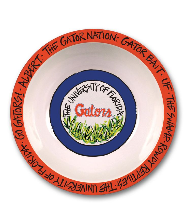 Look at this Florida Gators Bowl on #zulily today!